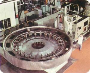 fresadoras de tipo circulares