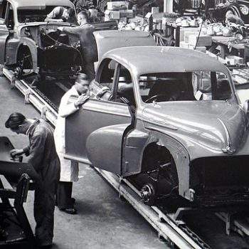 tipos de soldaduras utilizados en industria automotriz