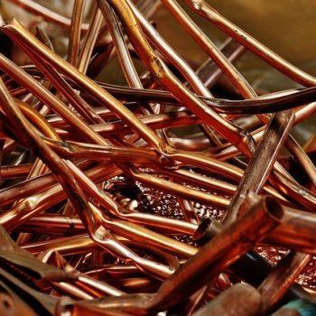 principales propiedades del cobre